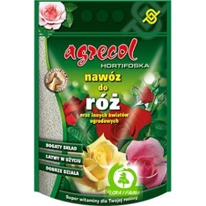 Agrecol Hortifoska nawóz do róż 1 kg