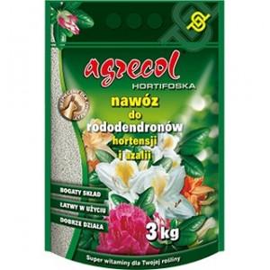 Agrecol Hortifoska do rododendronów 3kg