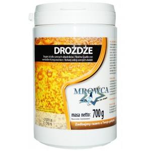 DROŻDŻE-bogate źródło cennych składników 700g